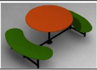 SARWADNYA SPECIAL GROUP TABLE BENCH