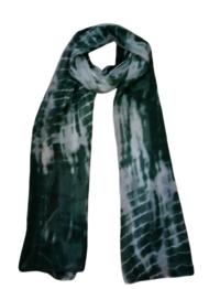 Chiffon Printed Tie & Dye Scarves