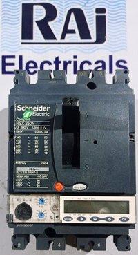 SCHNEIDER (NSX 250N) 250 AMP MCCB