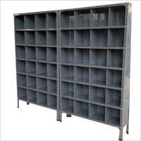 Mild Steel Office Storage Rack