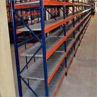 Feet Paint Coated Heavy Duty Industrial Pallet Rack
