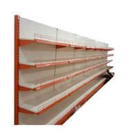 Mild Steel Grocery Display Rack