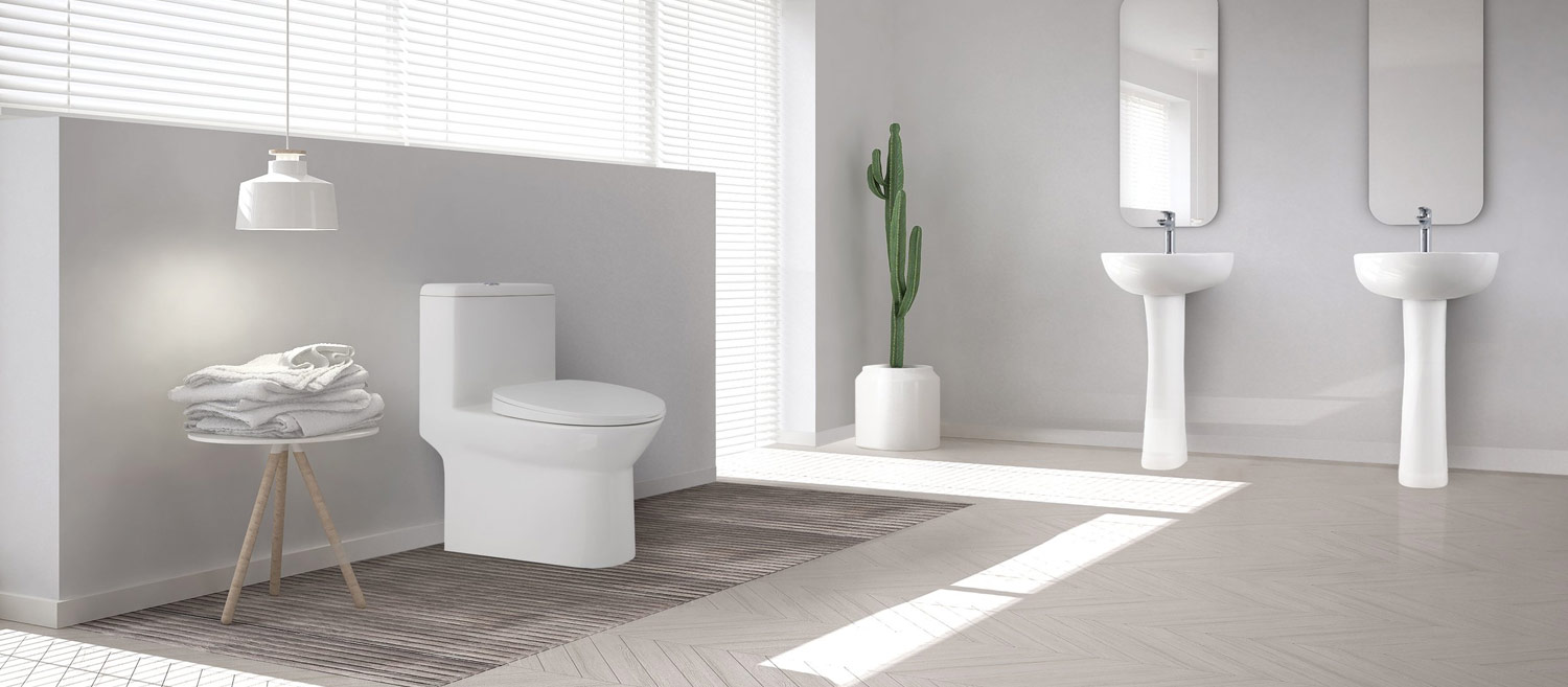International Collection of Bathroom santitary were