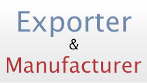 Export & Manufacturer