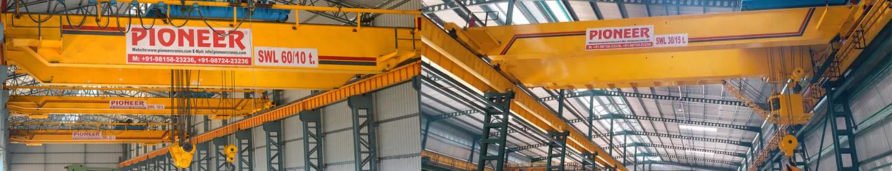 Pioneer Cranes & Elevators (P) Ltd  Banner