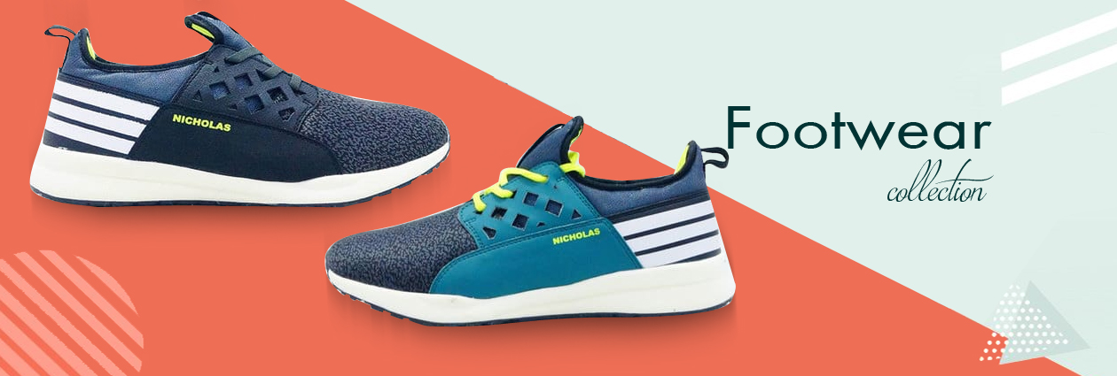 Nicholas Shoes Pvt. Ltd. Banner