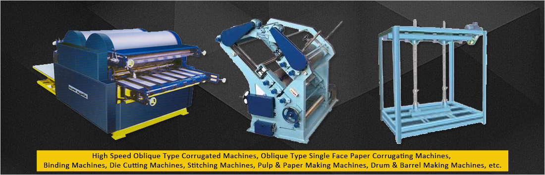 Corrugated Machine Exporter, Corrugated Box Making Machine
