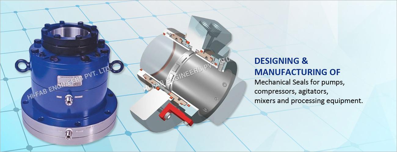 Mechanical Seals Manufacturer,Cartridge Seals Supplier