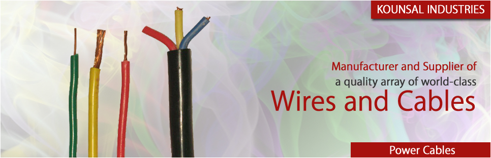 Power Cables Manufacturer India,Electrical Cables Supplier in Delhi ...