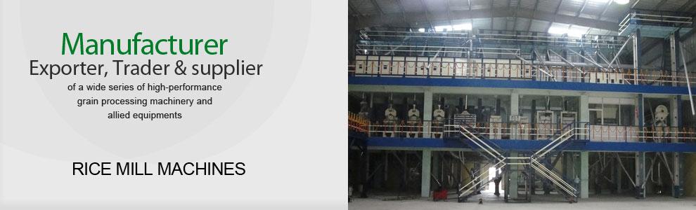 Ricetec Machinery Pvt. Ltd Banner