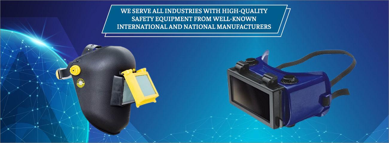 Sanket Safety Equipments LLP Banner