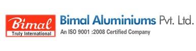 Bimal Aluminiums有限公司Pvt