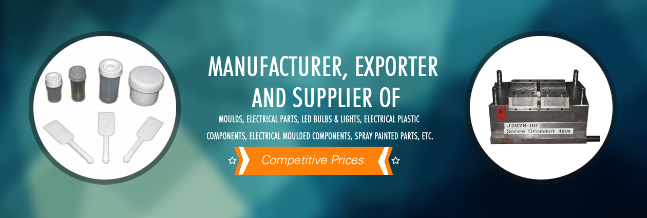 Electrical Plastic Components Exporter,Electrical Moulded Components ...