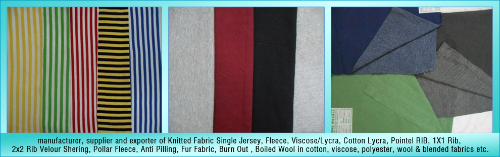 fabric exporters in india