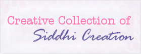 Siddhi Creation Banner