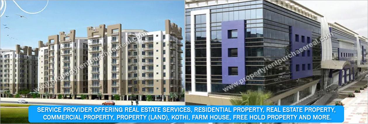 'MVS' Real Estate Banner