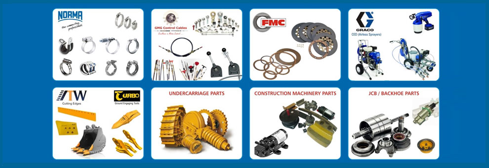 Undercarriage parts exporter,HM 2021 loader parts supplier