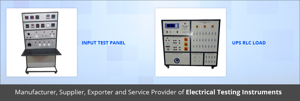 Electrical Testing Equipment Suppliers,Endurance Tester ...