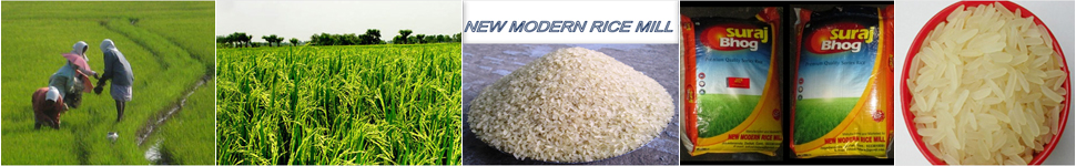 New Modern Rice Mill Banner