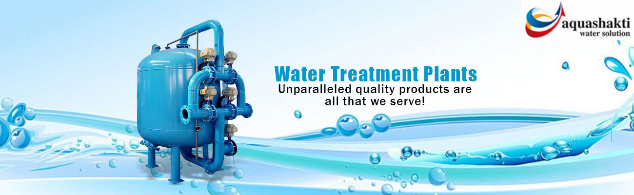 Aquashakti Water Solution Banner