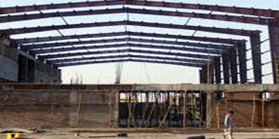 Prefab Metal Canopies