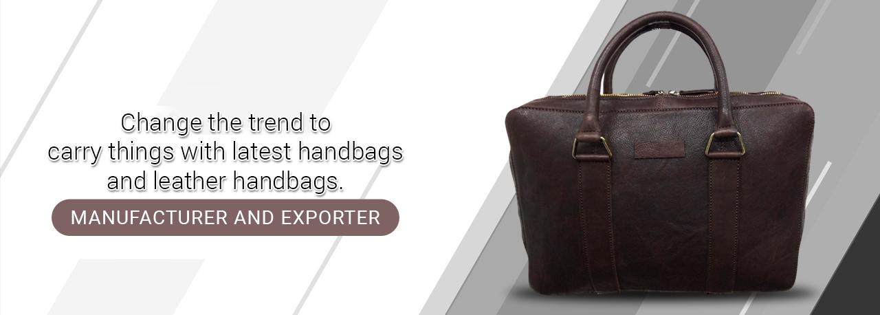 Percept Handbags Banner