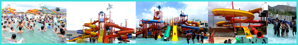 Synergy Water Park Rides Pvt. Ltd Banner