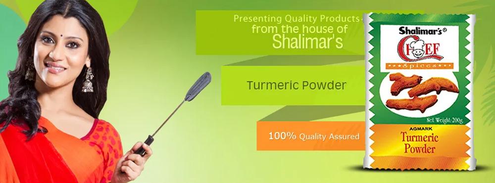 Shalimar化学制品运作有限公司横幅
