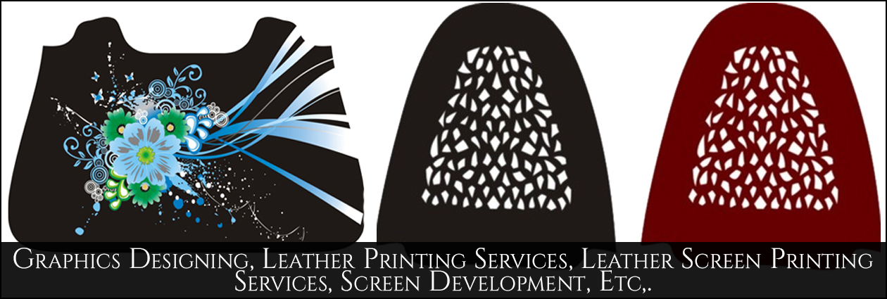 Leather Printing Services in West Bengal,Offers Leather