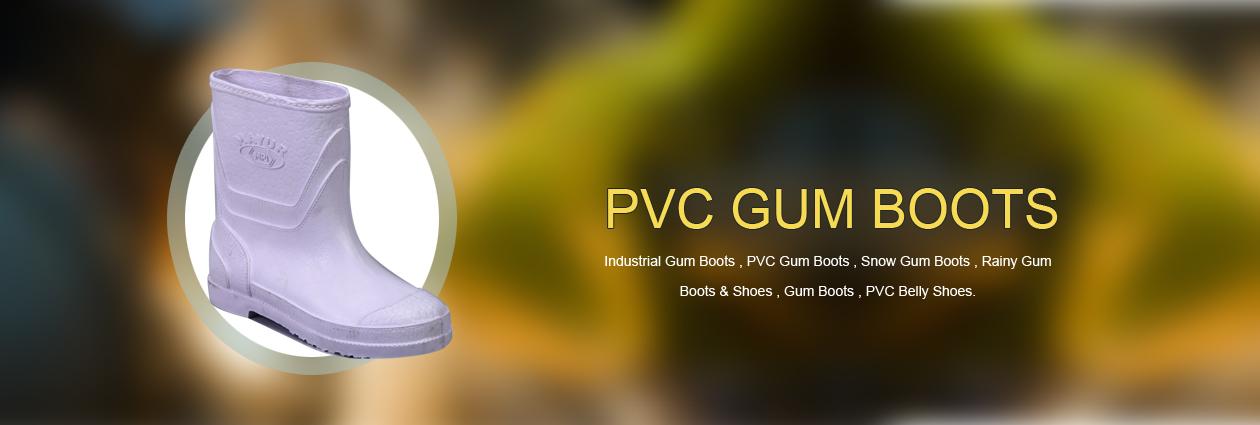 Gum Boot Manufacturer,Industrial Safety Gum Boot Supplier,India