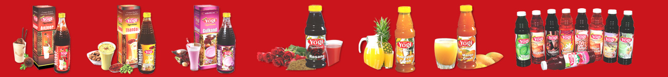 Yogi Foods Banner