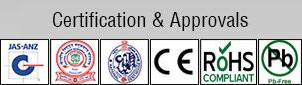 Certification & Approvals