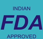Indian FDA Approved