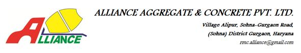 Alliance Aggregate Pvt. Ltd.