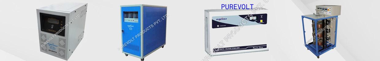 Voltage Regulator Stabilizer Controller Manufacturer