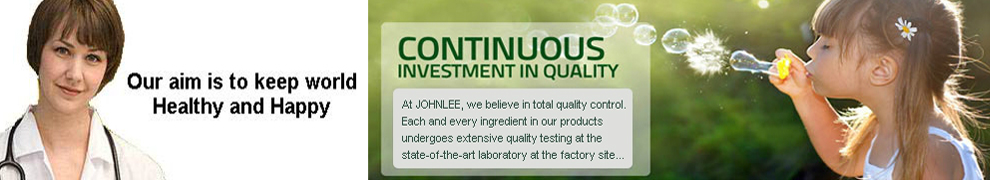 Johnlee Pharmaceuticals Private Limited  Banner