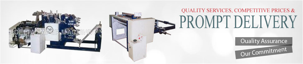 Tissue Paper Making Machine - Tissue Paper Making Machine Exporter