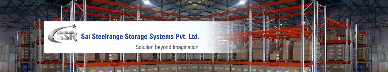 Sai Steel Range Storage Systems Pvt. Ltd.  Banner