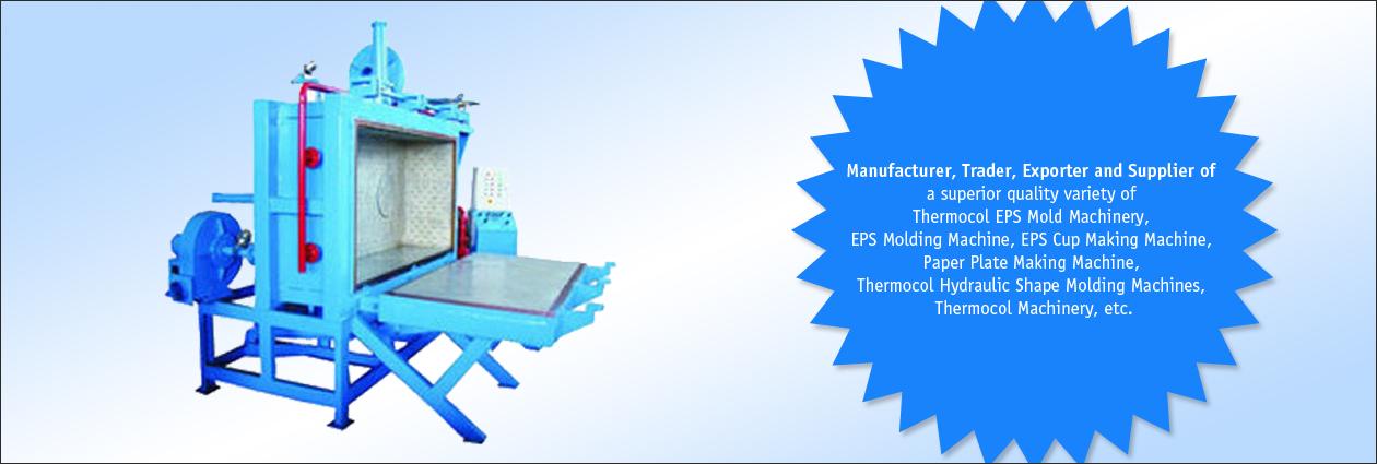 EPS Molding Machine Manufacturer,EPS Cup Making Machine