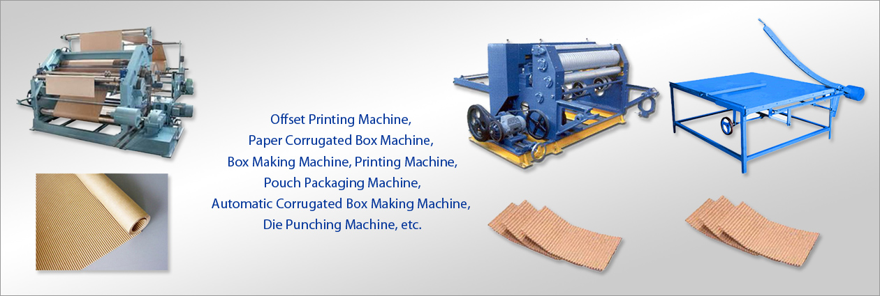 Paper Corrugated Box Machine,Paper Corrugation Machine
