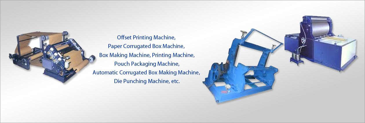 Paper Corrugated Box Machine,Paper Corrugation Machine,Offset