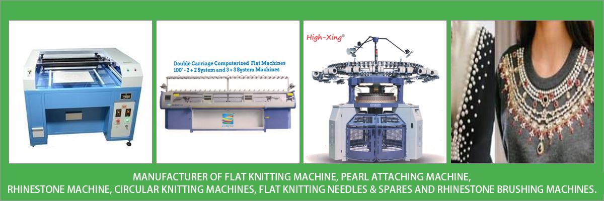Circular Knitting Machines Manufacturer In Ludhiana Circular