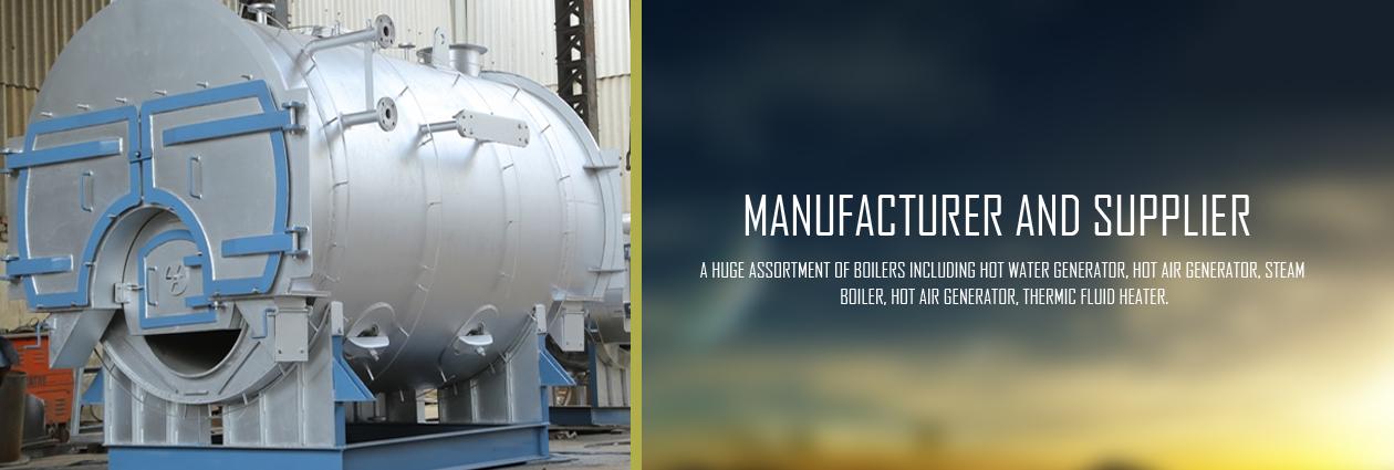 Steam Boilers Manufacturer,IBR Steam Boilers Supplier,Gujarat,India