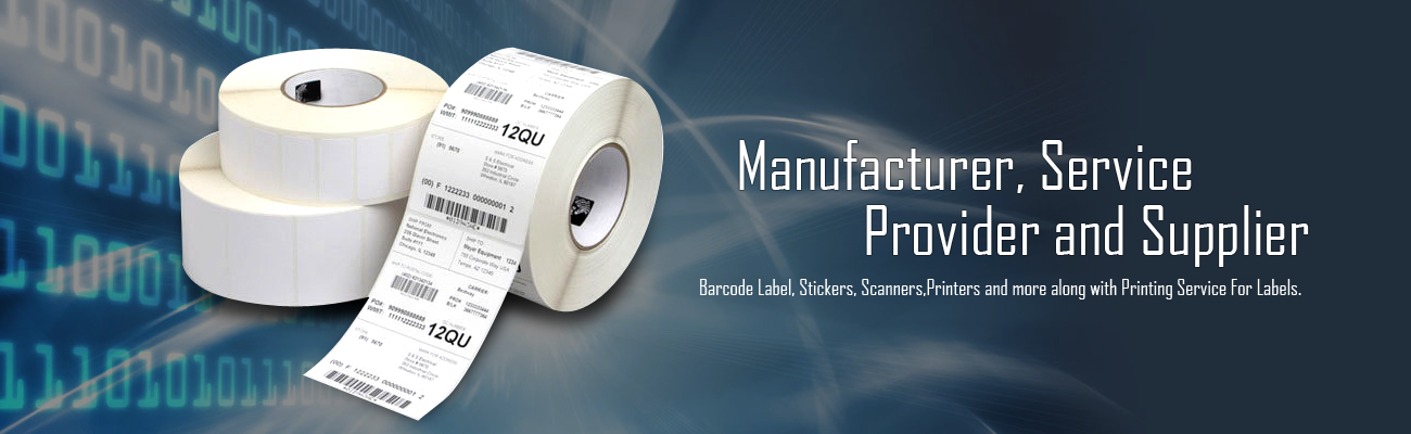 All Type Of Barcode Stickers Manufacture