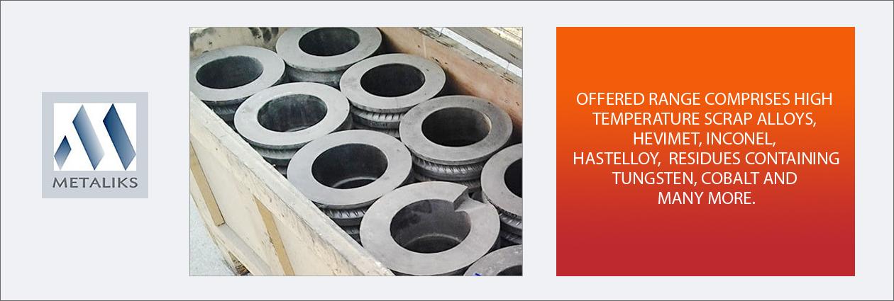 Tungsten Carbide Scrap Supplier,Tungsten Metal Scrap Exporter