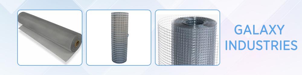 Mild Steel Wire Mesh - Manufacturer,Supplier In India