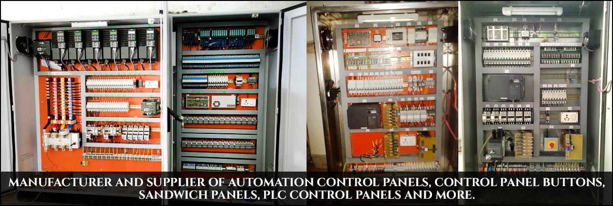 PLC Control Panels Manufacturer,PLC Automation Control Panel