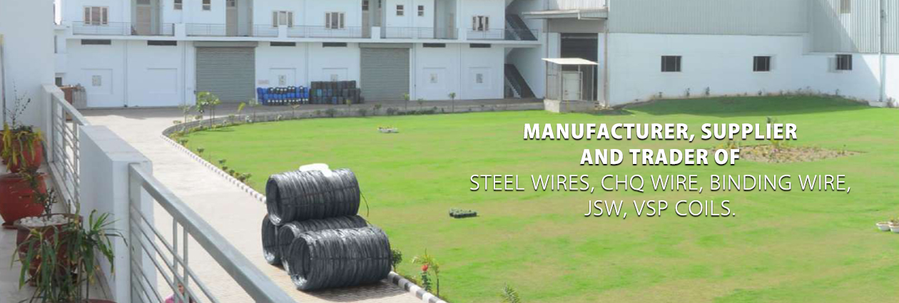 Boron Steel Wires Manufacturer, Binding Wires Supplier, Trader