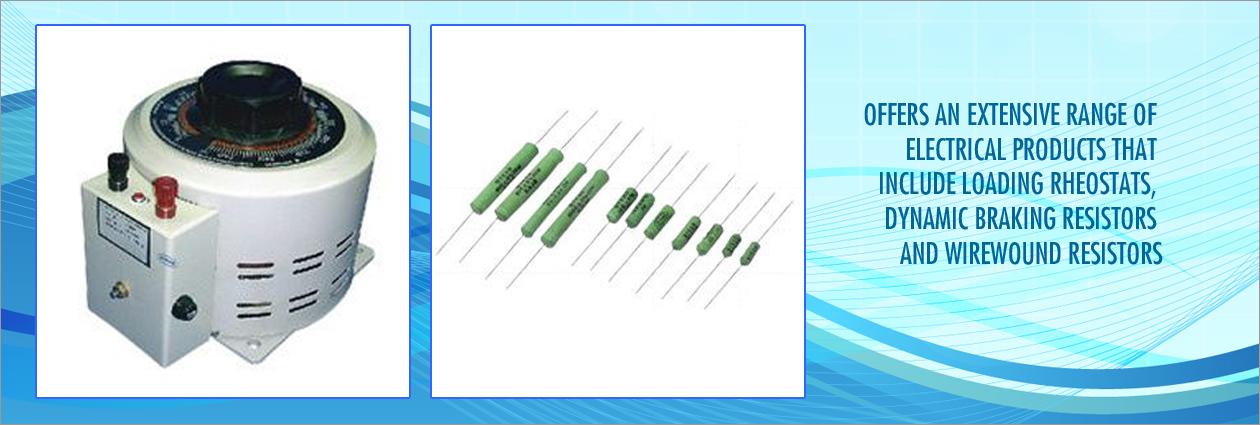 Dynamic Breaking Resistors Manufacturer In Delhi,Axial Type ...