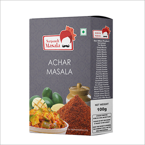 Blended spice Powders